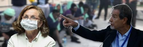 """Migranti, Musumeci tira dritto: """"Il Viminale vuole creare campi di concentramento"""""""