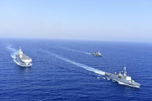 Medusa-10 and it geopolitical  implications in the Mediterranean