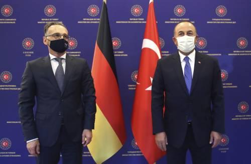 Maas visits Athens and Ankara as Navtex diplomacy continues
