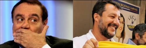 """Mastella all'attacco di Salvini: """"Ha le paturnie di un guappo"""""""