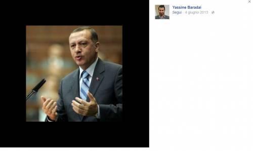 I vari post di Yassine Baradei e alcune immagini 5