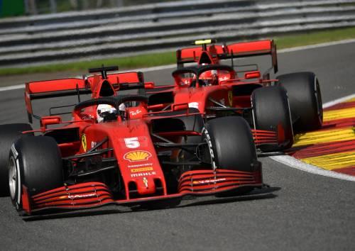 Vedere la Ferrari (perdere) costa 1.200 euro