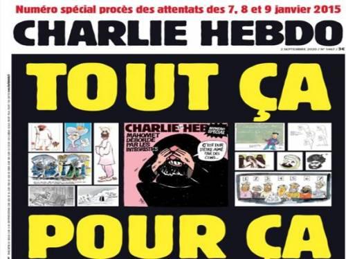 Gli imam criticano la pubblicazione delle vignette di Charlie Hebdo