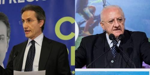 """La """"battaglia"""" della Campania: perché lo """"sceriffo"""" può cadere"""