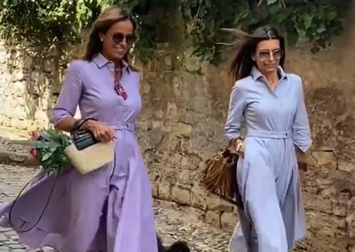 Cristina Parodi si dà alla moda, ma quanto costano i suoi vestiti?