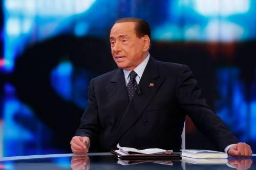 """""""Conte, Salvini, il Colle"""". Berlusconi fa chiarezza"""