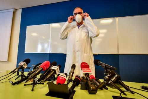 """Zangrillo placa l'allarme """"C'è cauto ottimismo"""". La telefonata di Conte"""
