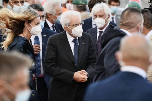 Mattarella stufo: il premier non decida tutto da solo
