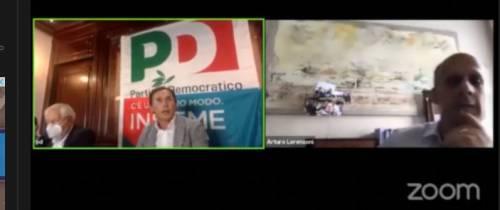 Malore in diretta Facebook: Lorenzoni sviene durante conferenza