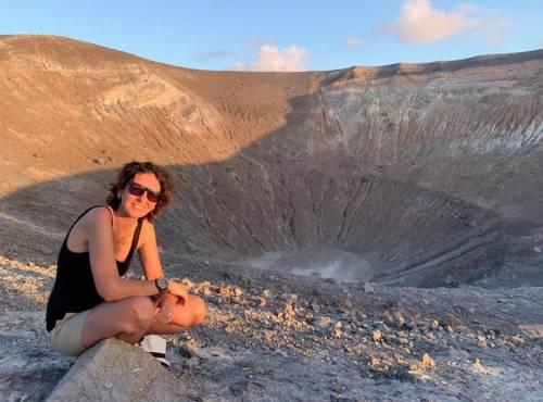 """""""Sono diventata vulcanologa per via dell'adrenalina"""""""