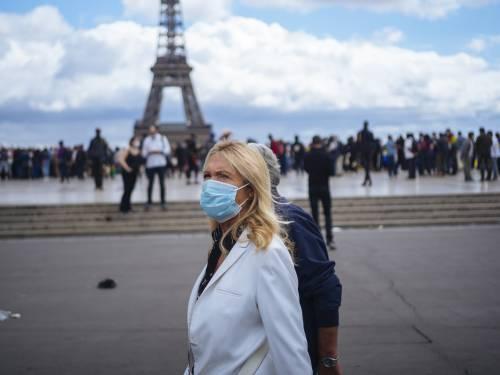 La Francia sempre più fuori controllo, oltre 8.000 casi e 85 morti