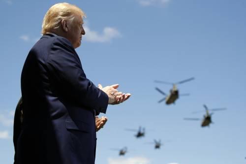 """Pentagono, la bomba di Trump: """"Ecco chi ci lavora davvero..."""""""