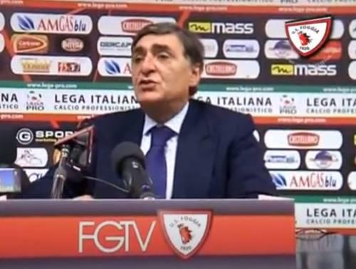 Morto Pasquale Casillo, fece grande il Foggia di Zeman