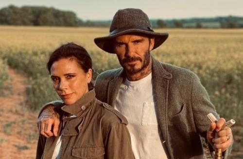 """David Beckham e Victoria contagiati alla festa E spunta un segreto """"imbarazzante"""""""