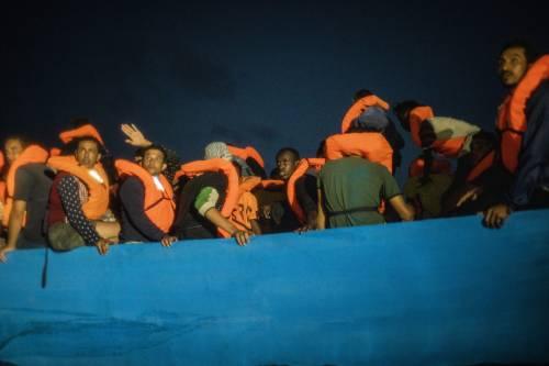 Focolaio dalle basi di partenza: il virus sulla rotta dei migranti