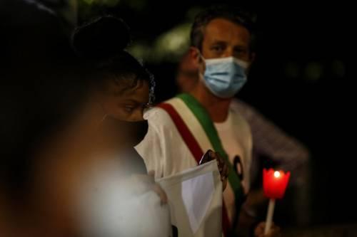 """Fiaccolata in ricordo di Willy Monteiro: """"Rabbia e vendetta non appartengono a questa comunità"""" 6"""