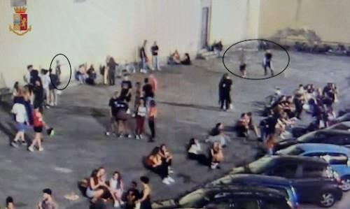 Rissa in pieno centro a Firenze, spunta una katana. Arrestati due tunisini