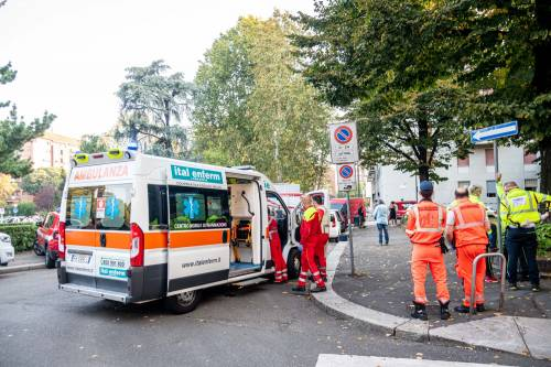 Milano, violenta esplosione in un condominio in piazzale Libia 8