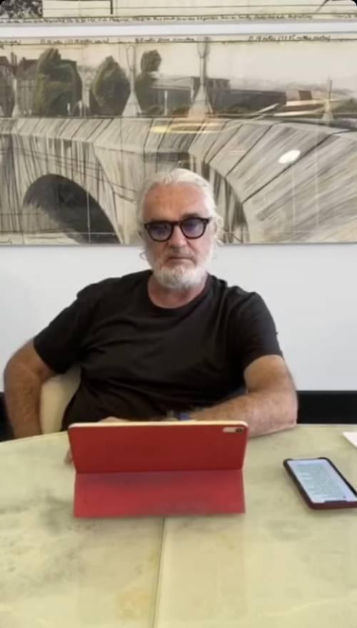 """Briatore affonda Johnson: """"Gli italiani sul Covid..."""""""