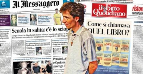 I giornali ignorano il tunisino omicida