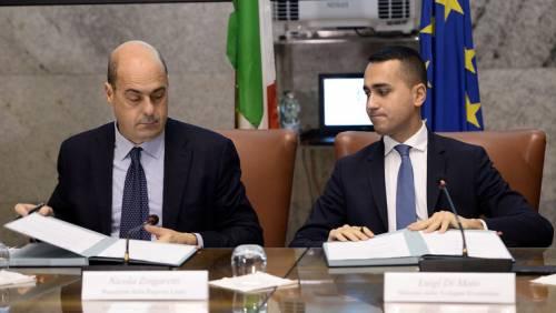 """L'ultimatum del Pd ai 5 Stelle: """"Ora il Mes e via i decreti Sicurezza"""""""