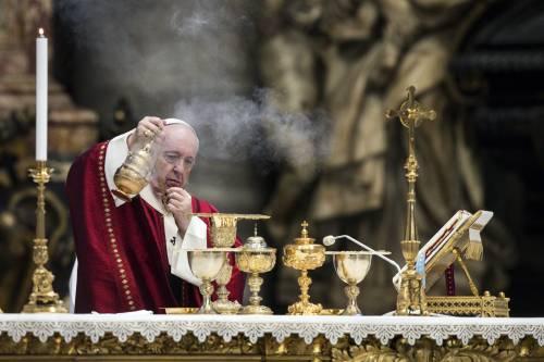"""Per il Papa servizio è fare pulizia. """"Anche se qualcuno può scivolare..."""""""