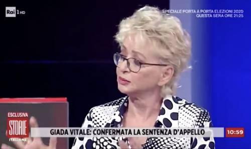 """Enrica Bonaccorti choc: """"Dagli 8 ai 19 anni sono stata molestata"""""""