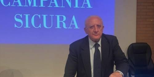 Regionali in Campania, De Luca vince ancora