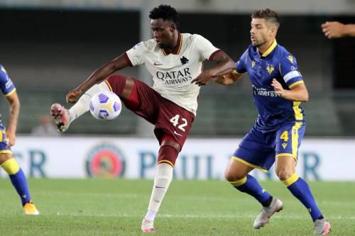 Falsa partenza. Roma: 0-3 a tavolino per il caso Diawara