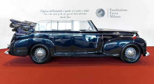 """Milano AutoClassica, la mitica Fiat Torpedo 2800 tra le """"regine"""""""