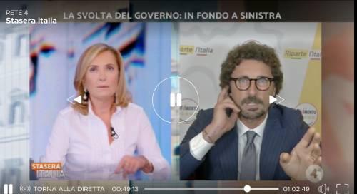"""Palombelli asfalta Toninelli: """"Vada a fare i suoi comizi da un'altra parte"""""""