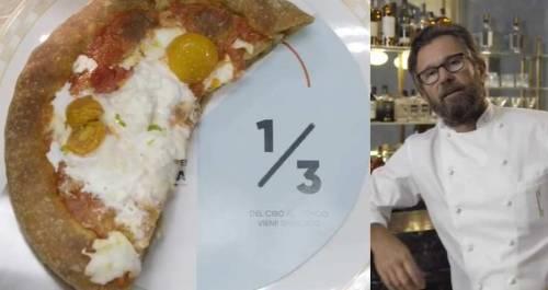 """""""A Masterchef i piatti li lanciavi"""", """"Sui prezzi ti sprechi"""". Il web contro Carlo Cracco per la pizza antispreco"""