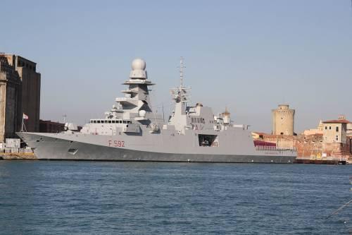 51 contagi a bordo della nave: allarme per la Marina militare