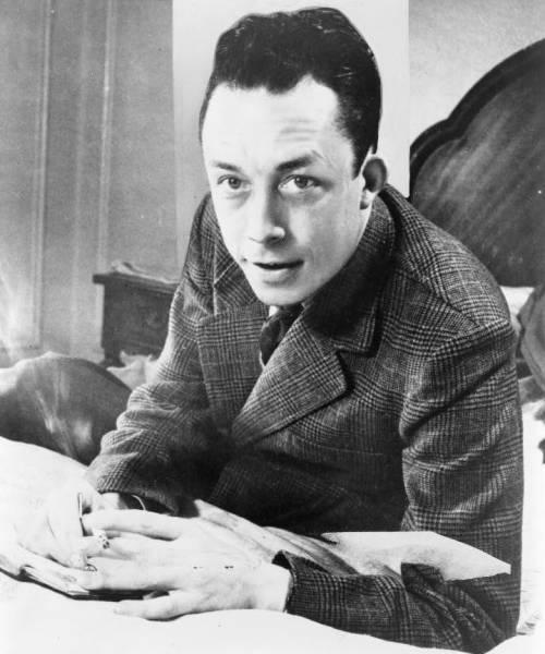 """Il Camus """"pubblico"""" diceva argute banalità"""