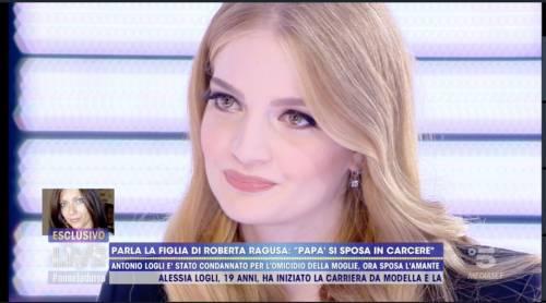 Alessia Logli, la figlia di Roberta Ragusa tra nuova vita e vecchi dolori
