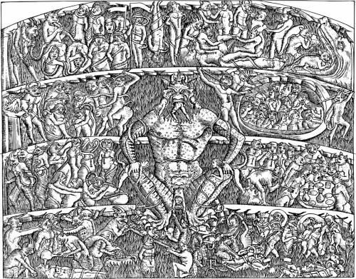Così Dante ha spedito parecchi Papi all'Inferno
