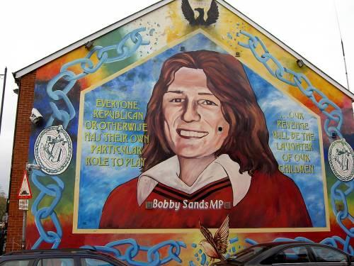 La poesia di Bobby Sands vola libera tra le sbarre