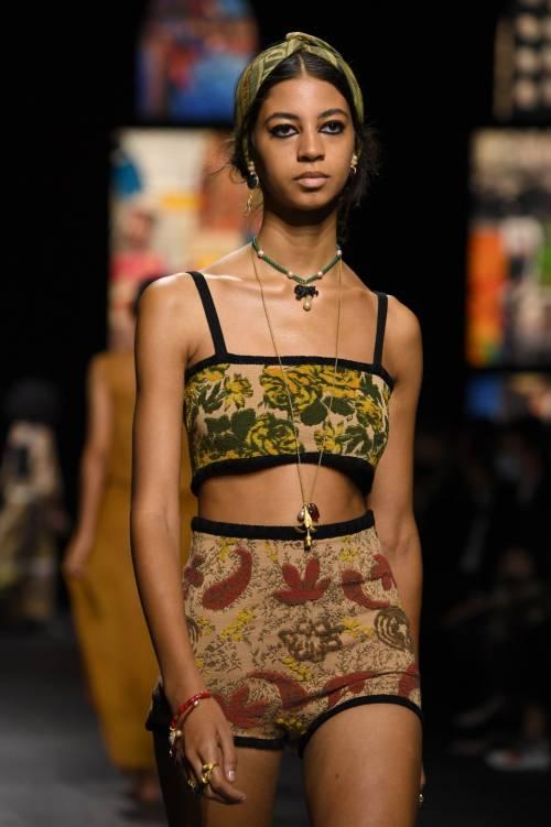 Et voilà, la moda francese con Dior parla italiano