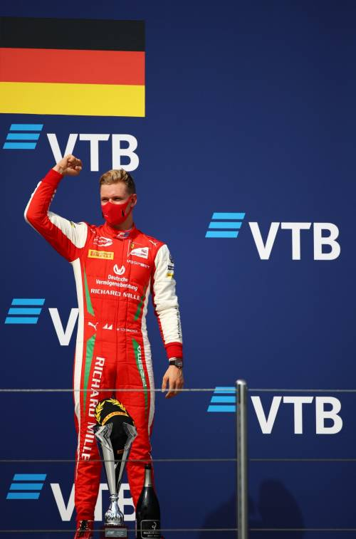 Il piccolo Schumi in F1 nel Gp in cui papà sarà raggiunto da Lewis