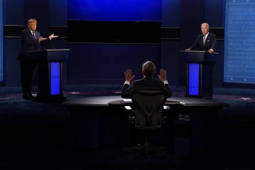 Il primo dibattito tra Trump e Biden