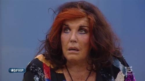 La Contessa De Blanck perde un dente da Bonolis