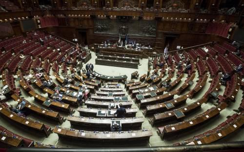 La maggioranza è nel caos: Camera senza numero legale