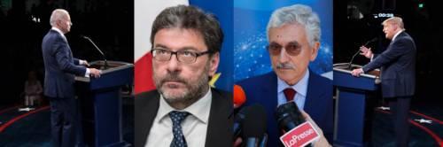 """Usa, duello Giorgetti-D'Alema: """"Cosa succederà dopo il voto"""""""