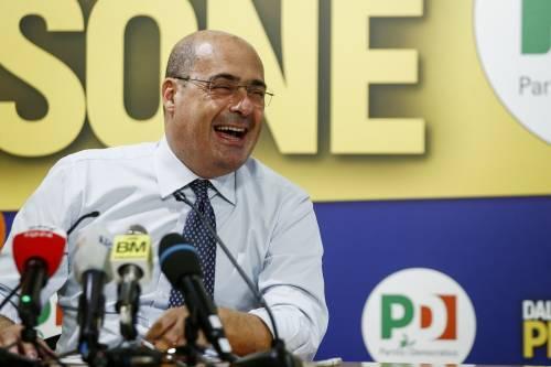 """Zingaretti si lamenta: """"Duro avere due ruoli"""". Ira Fdi: """"Stanco di cosa?"""""""