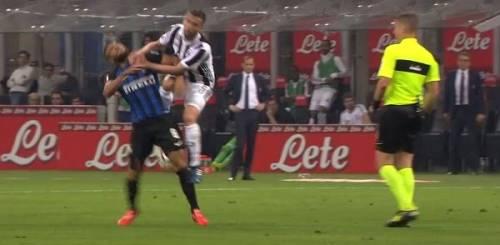 Scoppia un'altra bufera su Inter-Juve: cos'è successo a Vecino