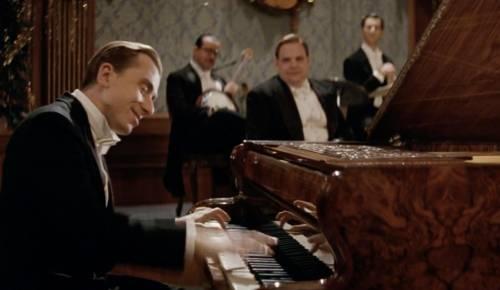 La Leggenda del pianista sull'oceano, una nave tentò di aiutare il Titanic