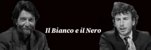"""Il Bianco e il Nero, Cacciari-Fusaro: """"Nuovi lockdown sarebbero mortali"""". """"Mascherina è come la camicia nera"""""""
