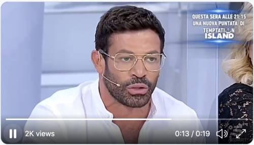 Gianni Sperti ha fatto coming out? Il video scatena il dibattito tra i fan
