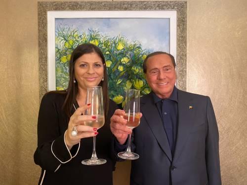 """Berlusconi ricorda Jole Santelli: """"Rappresentava la speranza del riscatto della sua terra"""""""