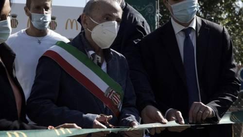 Ad Arquata del Tronto McDonald's inaugura il nuovo centro sportivo 6